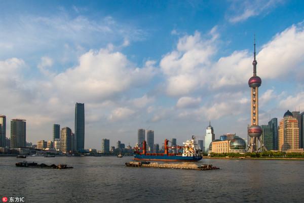 上海今天晴到多云 午后西部地区有短时阵雨