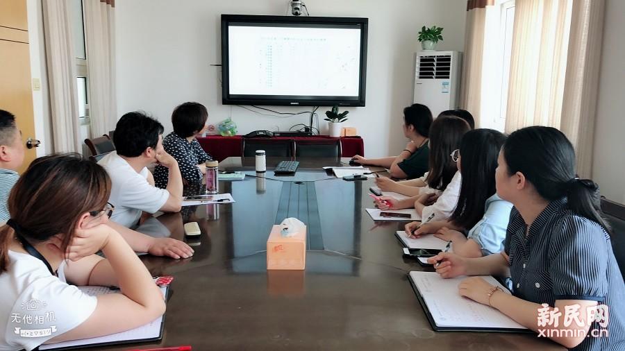 钱圩小学:落实课程目标,深化有效教学