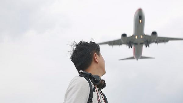 十分上海 | 在繁忙机场外的漫步道,遇见各自的美好……