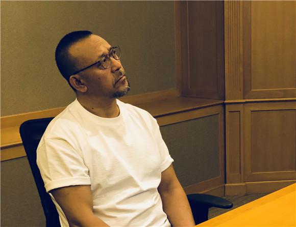 本届上影节评委会主席姜文专访:我一直在长大