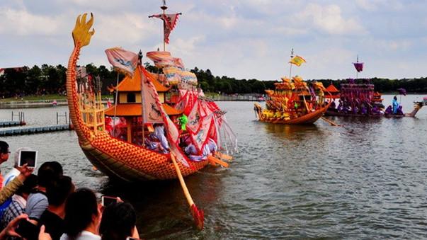 视频 | 龙舟还能这么玩?上海罗店非遗龙船了解一下
