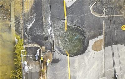 日本大阪地震遇难者人数已升至4人 另有370多人受伤