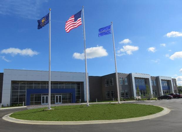 博格华纳启用美国印第安纳州新技术中心