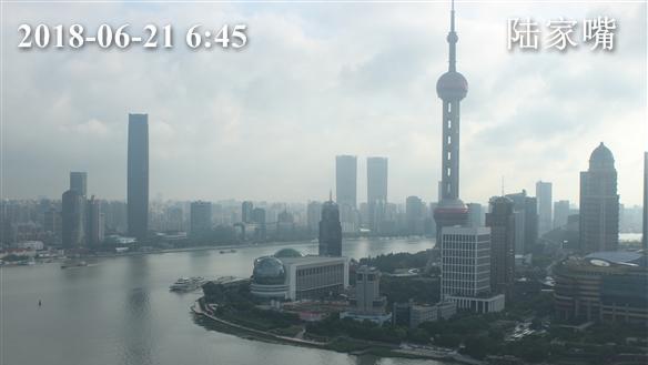 申城今雨止气温回升 最高温29度