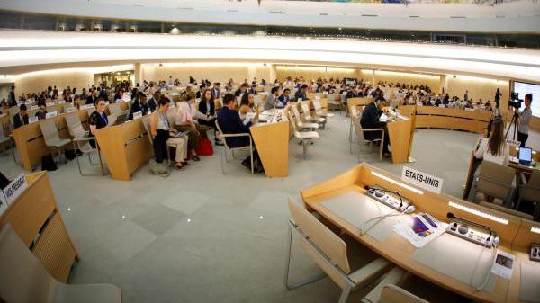 联合国人权理事会:未收到美国正式退出通知,将尽快选新成员