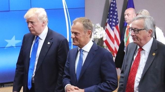 欧盟将从22日起对自美国进口部分产品加征关税