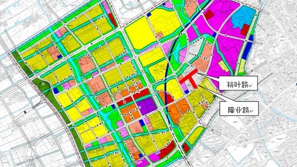 预计9月通车 嘉定这个大型居住社区两条配套道路有大动作