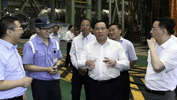 上海面向未来发展的重要战略空间如何打造?李强赴临港调研聚焦这些重点