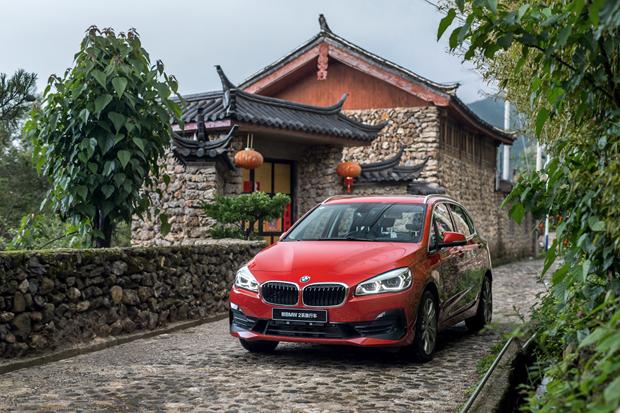 新BMW 2系旅行车云南试驾:摩登之旅 自在随心
