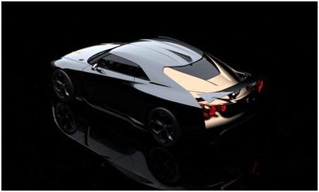 日产汽车发布GT-R 50周年纪念版