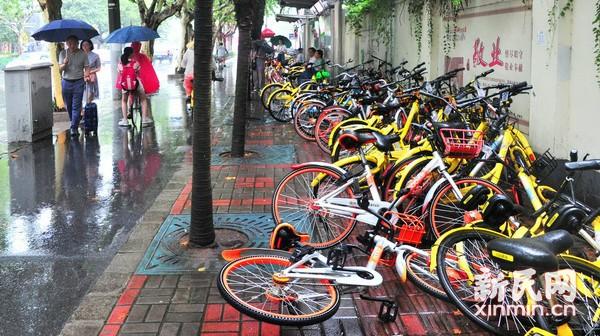 共享单车为何始终管不到位?