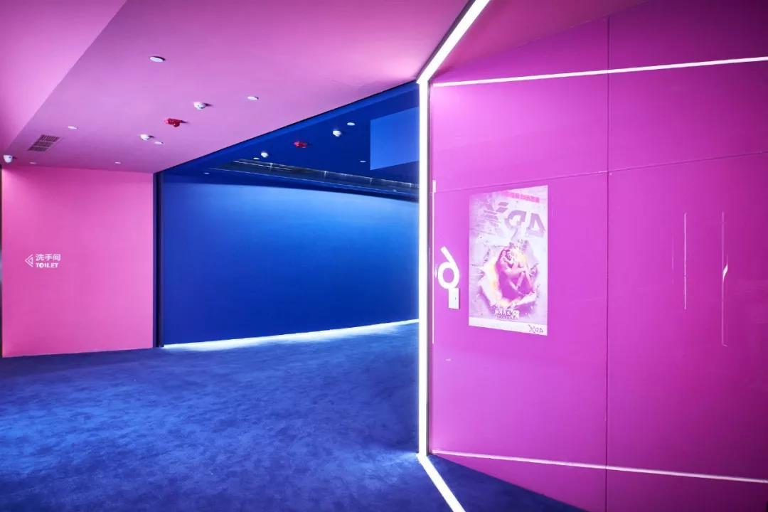 这个全上海超火的电影院又回来了!超美ins风!