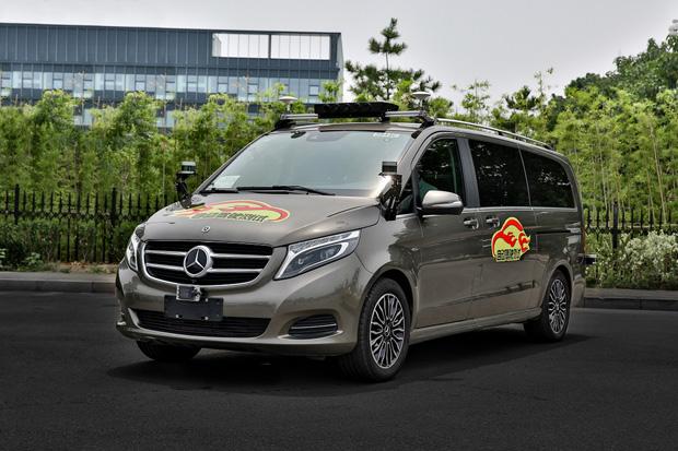戴姆勒获北京自动驾驶道路测试牌照