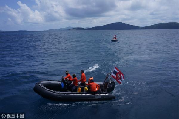 紧急提醒!!!中国公民近期慎去泰国海岛游