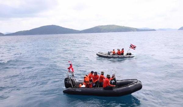 普吉沉船事故遇难人数升至45人 仍有2人失联