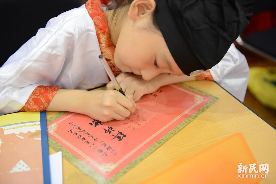 """""""我是中医文化小传人"""" 2018虹口区学生""""小神农""""中医文化夏令营开营啦!"""