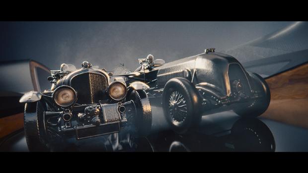 宾利汽车发布全新品牌影片 展现百年荣耀