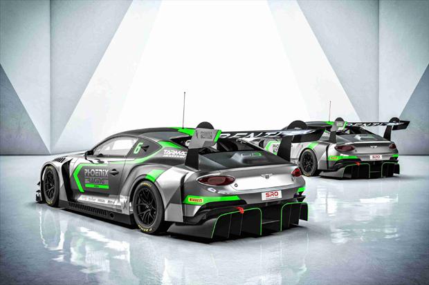 亚洲凤凰车队与宾利汽车赛事部门达成合作