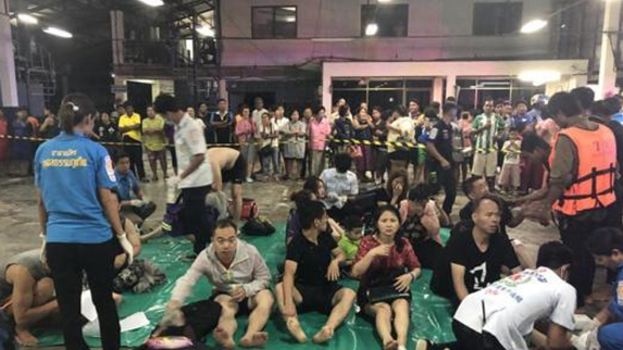 泰副总理就普吉船难不当言论道歉 称欢迎中国游客