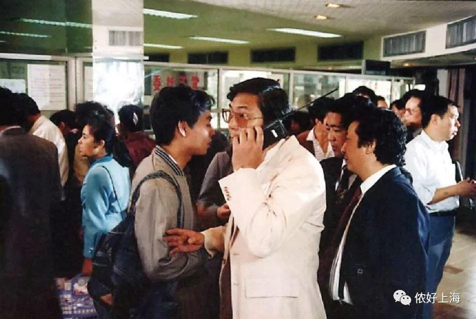 当年用过这些手机的上海人暴露年龄了!