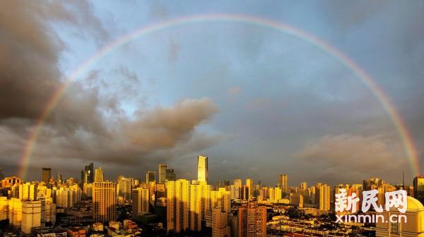 风雨过后见彩虹