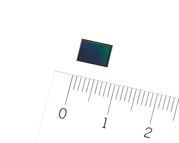 索尼发布其业界最高※14800万有效像素※2智能手机用堆栈式CMOS影像传感器, 0.8μm的微小像素尺寸刷新世界纪录※3