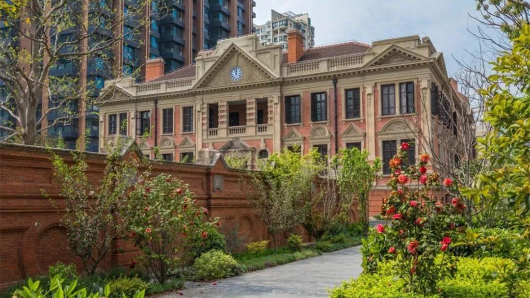 就在苏州河畔!一栋上海百年老建筑重新开放