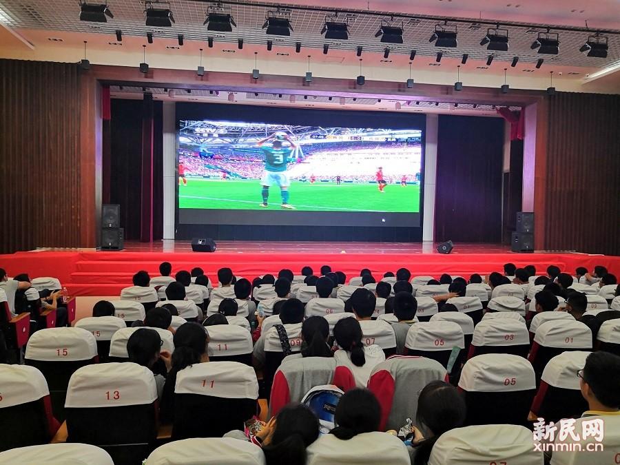 曙光中学:张弛有道,以世界杯的名义给高中生涯留下一个难忘的夜晚