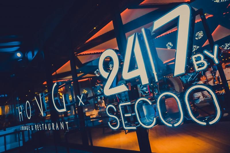 HONG x 24|7 by SECOO新物种空降苏州,探秘寺库线下体验空间