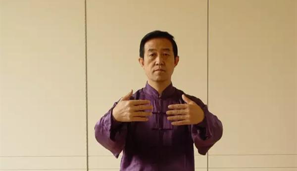 陈正雷九段谈站桩:思想意念松了  骨骼肌肉才能松