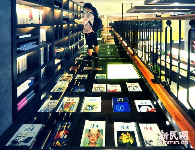 读者书店亮相外滩 带来纸质阅读新感受