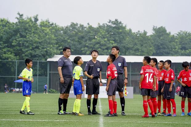 2018大众汽车青少年足球夏令营火热开营