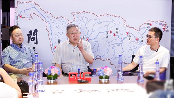 """关注长江大保护 公益行动""""问长江""""在上海启动"""