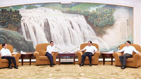 上海市政府与阿里巴巴集团、蚂蚁金服集团今天在沪签署战略合作协议