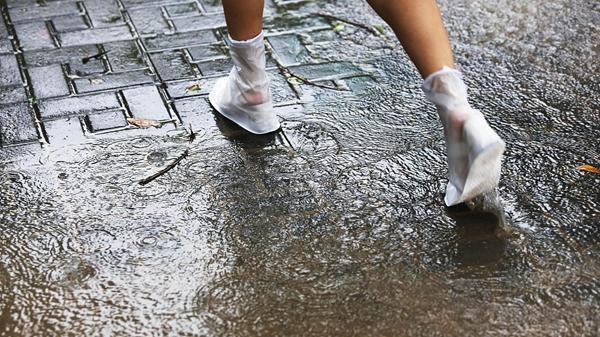 """上海解除台风黄色预警信号 """"温比亚""""逐渐远离本市"""