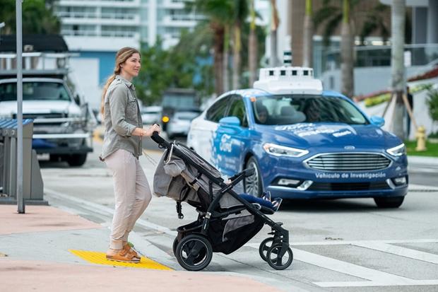 信任是成就自动驾驶未来的关键 《福特汽车自动驾驶发展报告》首度发布