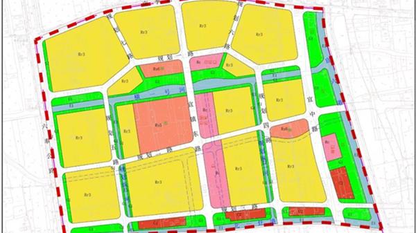 这个大型社区控规正在公示,用地超71公顷!