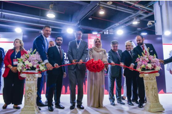 迪拜房产展聚焦海外置业投资前沿 免税天堂房产项目亮相上海