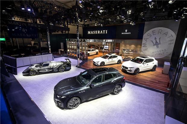限量88台 玛莎拉蒂全新高性能SUV中国首秀