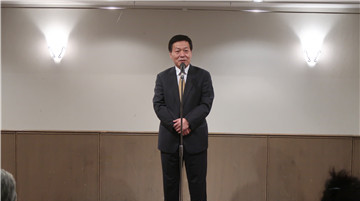 驻札幌总领事孙振勇:太极在日本拥有广泛影响力