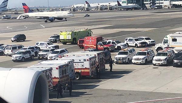 阿航飞机隔离事件或因流感引起,有乘客称起飞前就有人不停咳