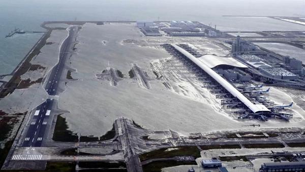 淹成这样,没想到,中国领事馆来接人了!台湾同胞问…