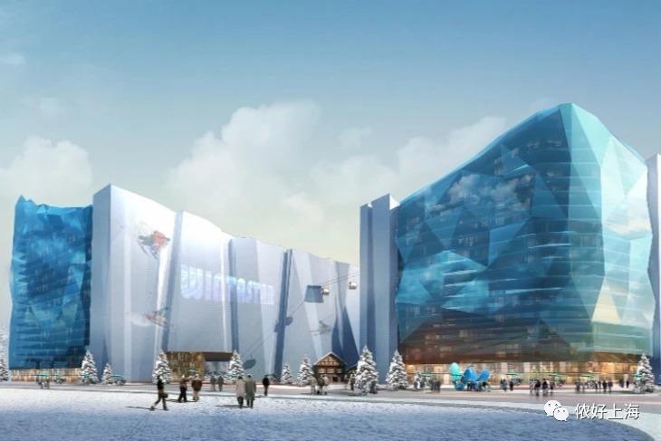 室内水上乐园_超酷!上海将建全球最大室内滑雪场! - 侬好上海 - 新民网