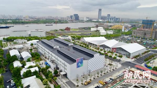 2018世界人工智能大会将在徐汇西岸举行