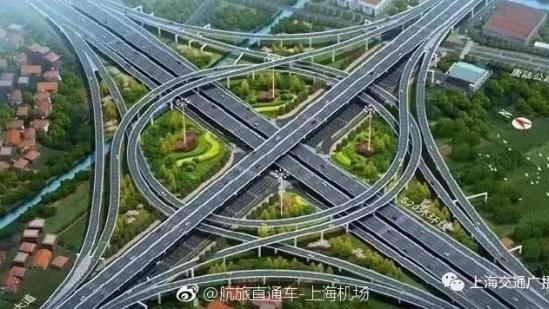又一条通往浦东机场的快速路将开建 龙东大道改建工程设计方案已初步审定