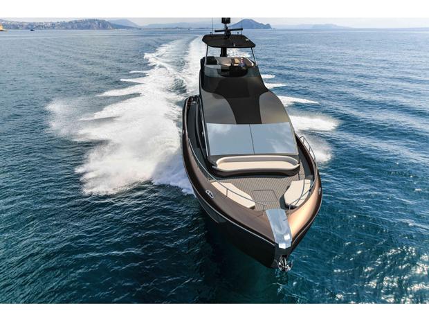 雷克萨斯发布豪华游艇LY 650