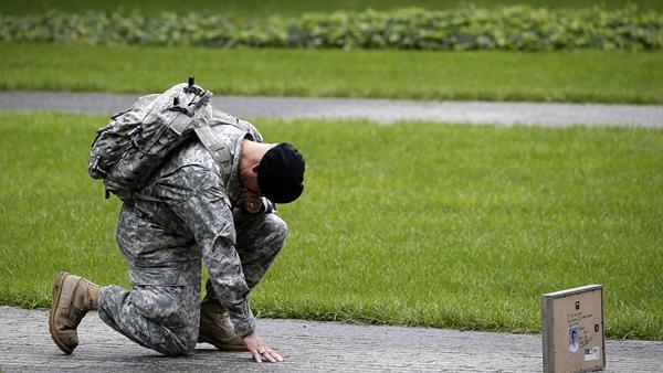 9·11十七年祭:美国之心被埋葬在了这片土地
