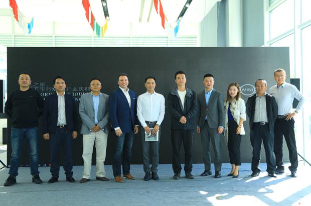 全球海拔最高 MINI展厅开业