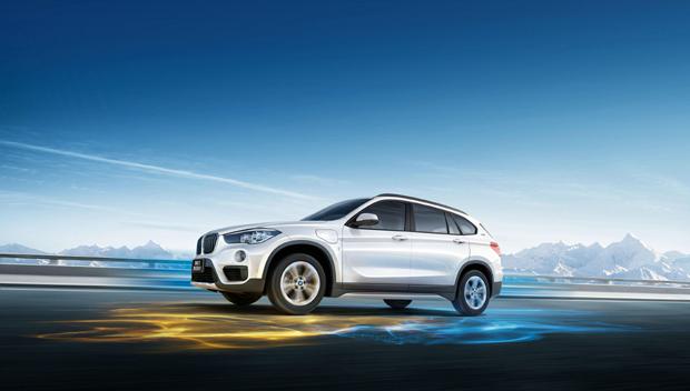 宝马新能源车在华累计销售突破一万辆