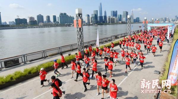为抗癌义跑二十载 希望马拉松再次登陆申城